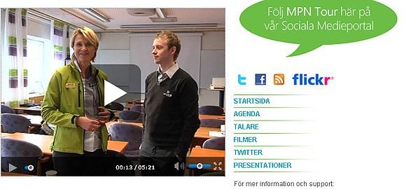 Film om InfoTech Umeå