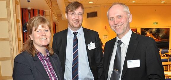 Charlotte Berggren, Rickard Åström, Anders OE Johansson