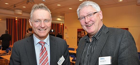 Christer Wallberg och Robin Norrman