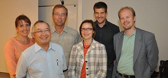 Forskare möter skogsindustrin