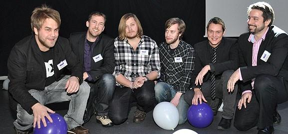 Teamet bakom Umeå Creatives showreel