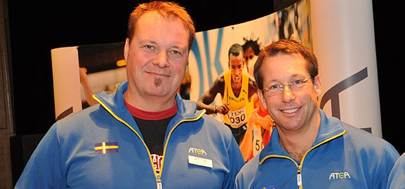 Staffan Wikström och Peter Kocsis
