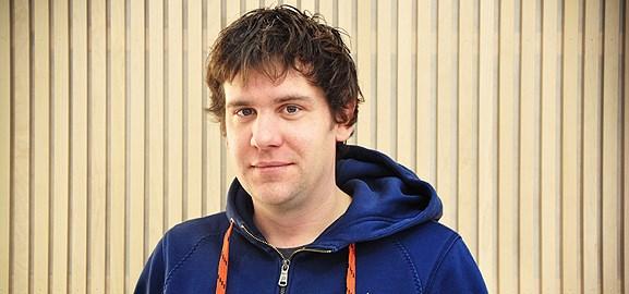 Daniel Fällman