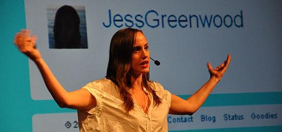 Jess Greenwood