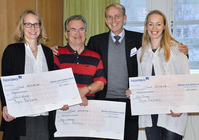 Umeå Biotech Incubator Business Idea Award