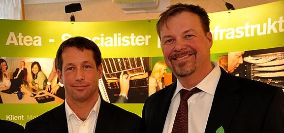 Peter Kocsis och Staffan Wikström