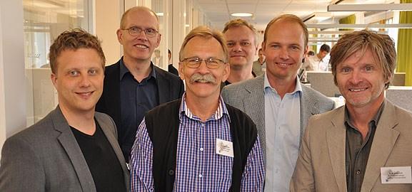Ledningen för UMIT Research Lab