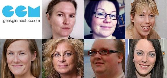 Geek Girl Meetup Umeå