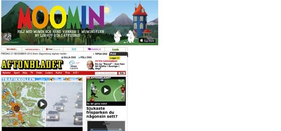 Dohi på Aftonbladet