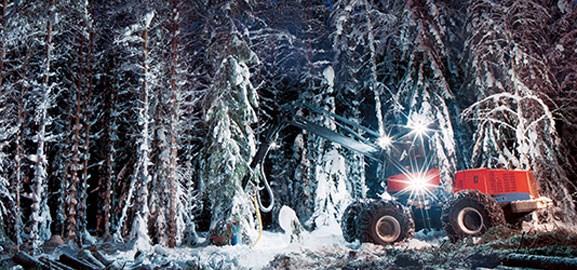 Skogsmaskin