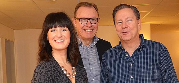 Susanne Österström Dahlqvist, Remy Nilson, Claes Tellman