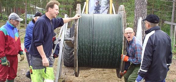 Bredband i Västerbotten