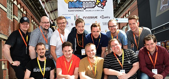 Umeåföretag på Nordic game