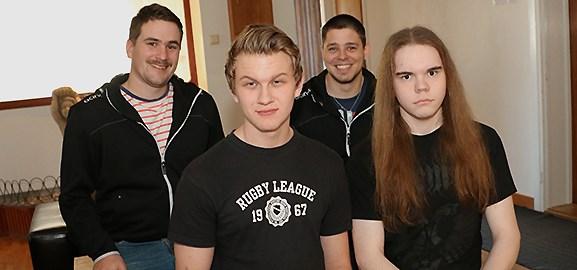 NTI-elever hos Acino