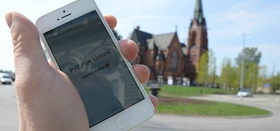 Pilgrimsleder app