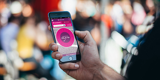 Easypark betala med mobilen
