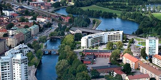Linköping.