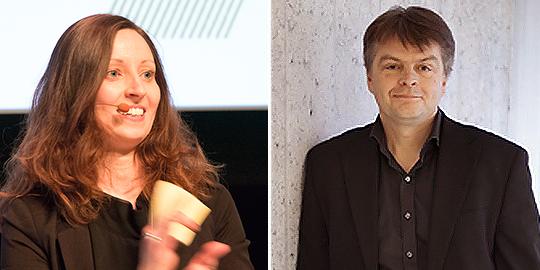 Hur står sig Umeå som startup-stad? Melisande Middleton och Nils-Olof Forsgren medverkar på Morgonpasset 1 september.