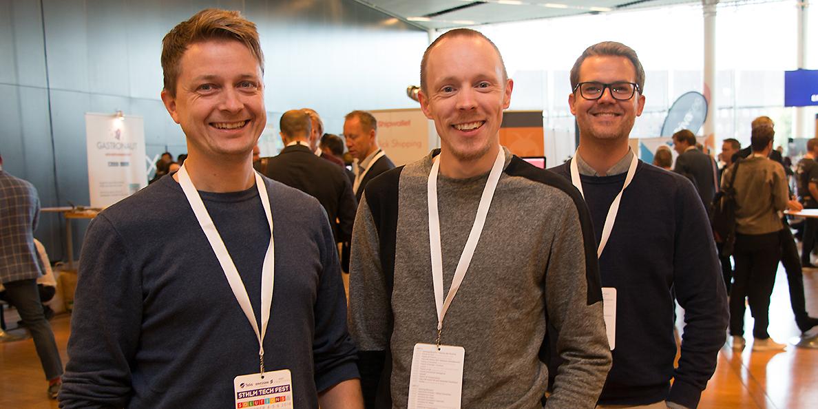 Skillster på Sthlm Tech Fest