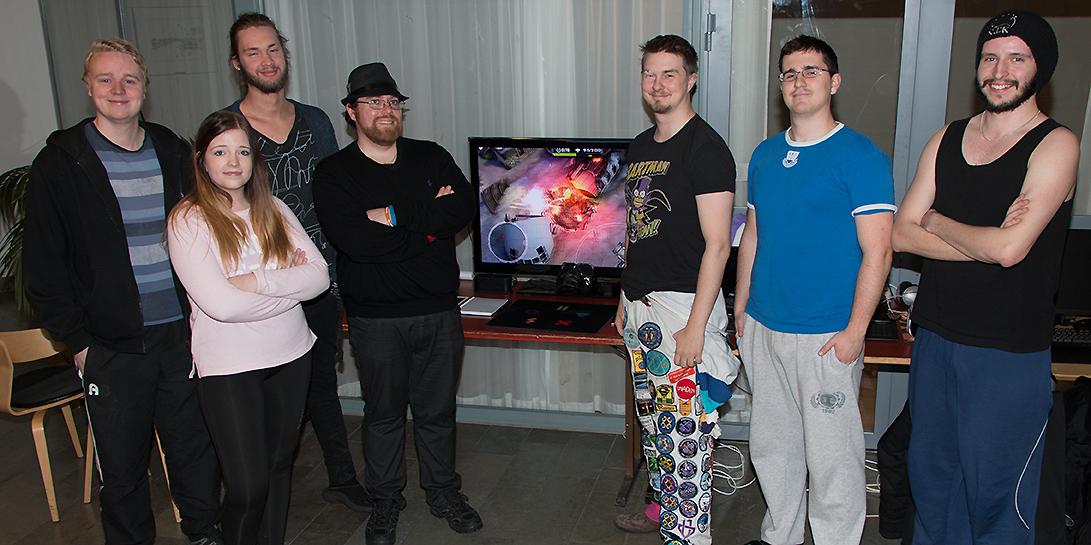 Level Eight söker frivilliga som vill testa nytt spel.