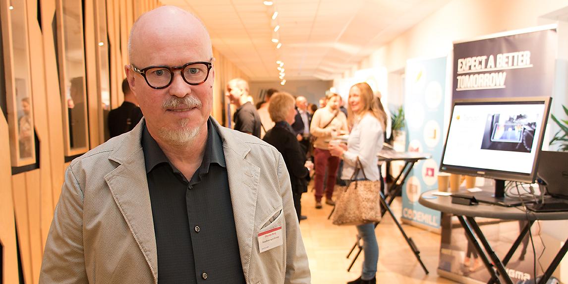 Christer Berg, Dataföreningen