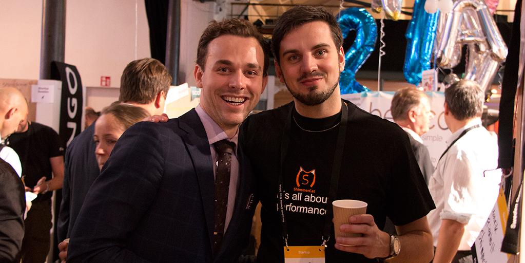 Henrik Frienholt och Ludvig Bohlin är två av medarbetarna bakom Shimmercat. Alcides Viamontes Esquivel är också medgrundare.