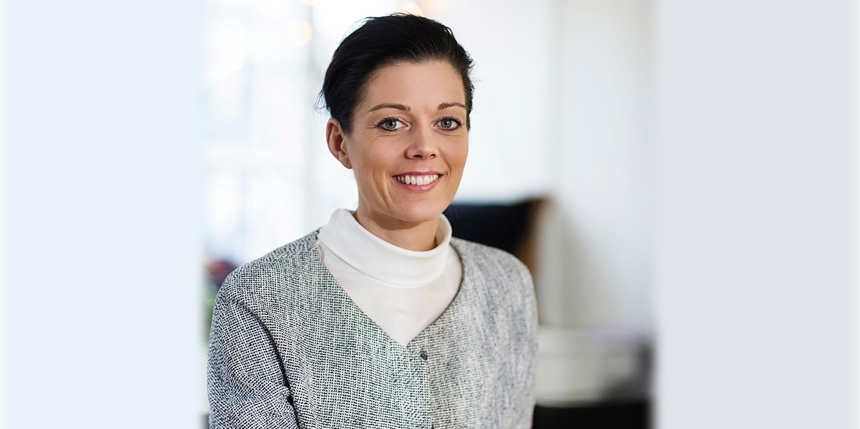 Veronica Augustsson, vd Cinnober.