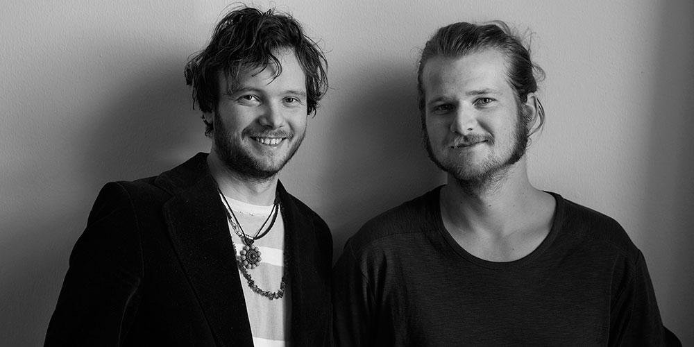 Samuel Olsson och Gustav Orvefors driver JAQ Studios.