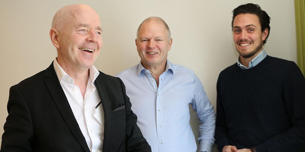 Lars Petterson, Per-Erik Nilsson, Johan Nylén