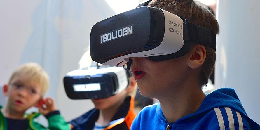 VR på Nordsken