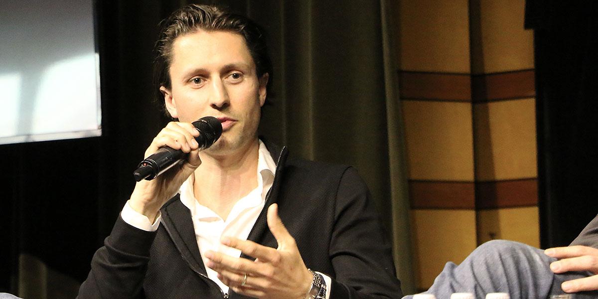 Christoph Auer Welsbach, investerare från IBM Ventures