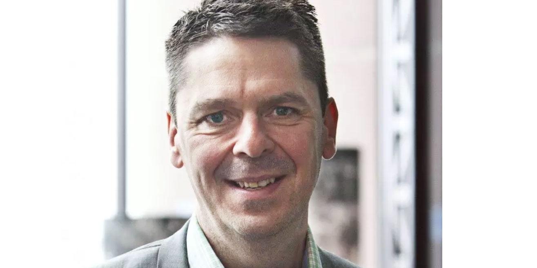 Jörgen Larsson, ny vd för Inlandsinnovation.