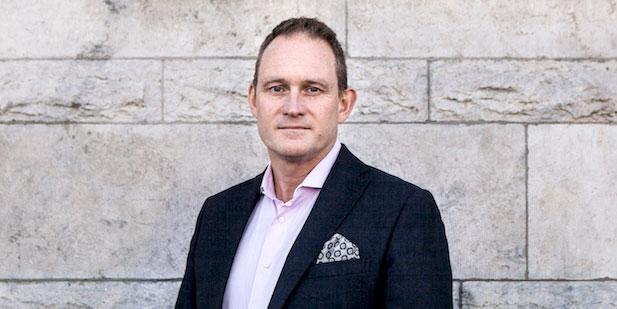 Johan Öhman, vd för Clavister.