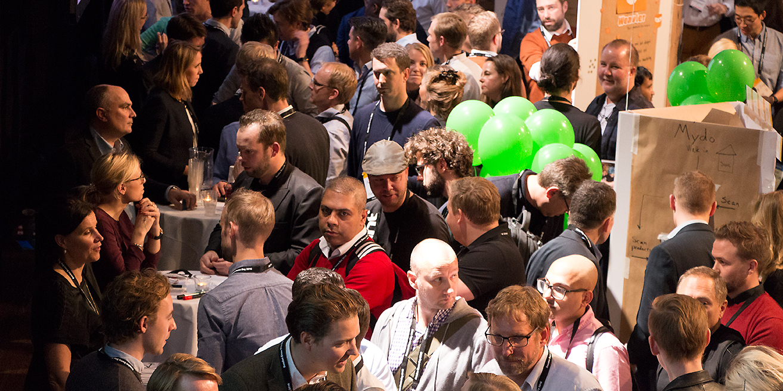 Startup Swedens demo day 2016