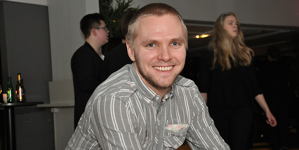 Tobias Andersson, vd och grundare av Turborilla.