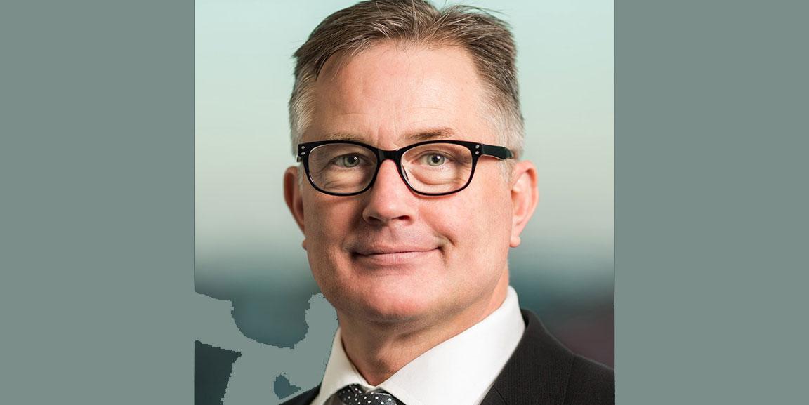 Johan Malmliden, vd på Omegapoint.