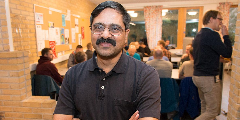 Venkat Subramaniam rankas som en av världens främsta javautvecklare. På sina ständigt pågående världsturnéer besöker han gärna Umeå.