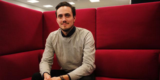 Johan Nylén, Nexus, berättar om hur ansiktsigenkänning vid mobilen är på väg att bli ett nyss sätt att identifiera användare.