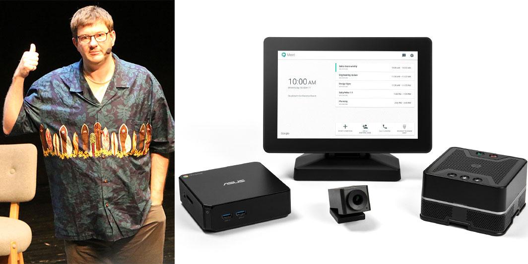 Teknik från Googles förvärv av Umeåföretaget Limes Audio kommer att ingå i Googles nya videokonferenssystem.