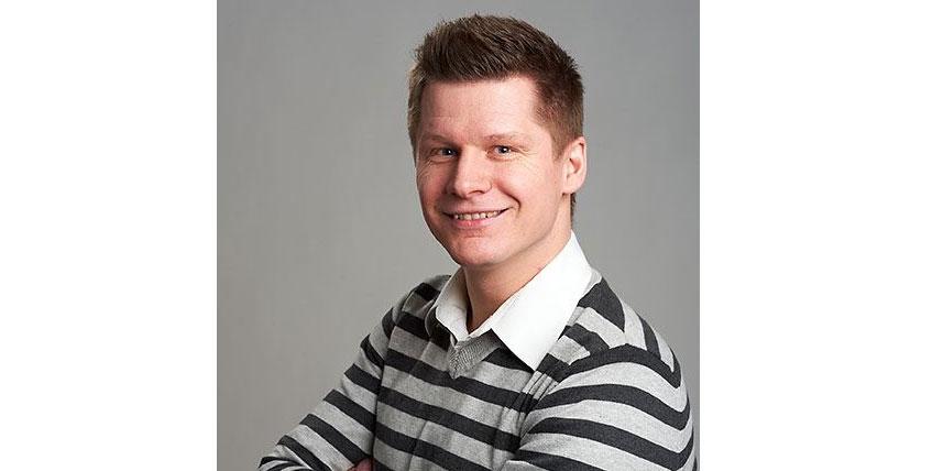 Johan Bryngelsson, chef för Sogeti i Umeå och Örnsköldsvik.