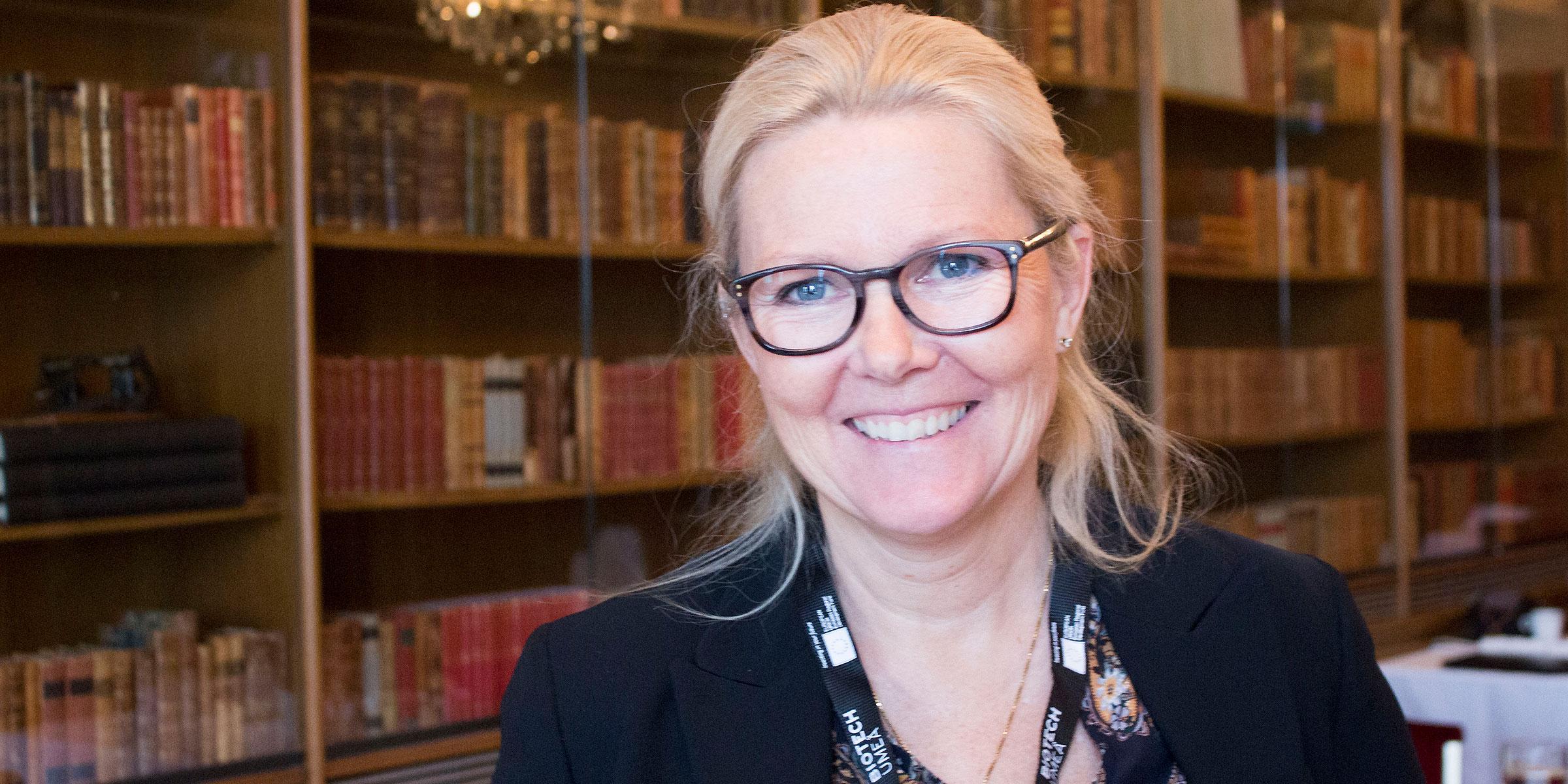 Anette Nordvall, Stockholms Affärsänglar.