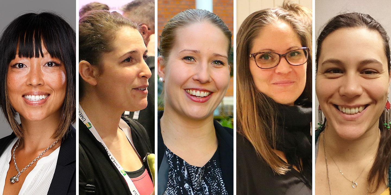 Nätverket Brudarskap drivs idag av Carolina Lundberg, Raphaela Bieber Bardt, Meiju Vartiainen, Mia Pettersson och Sabina Pawlus.