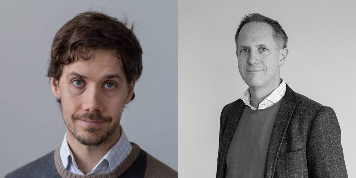 Johan Tordsson och Henrik Rehbinder föreläser på Umeå Tech Arena 29 maj 2018
