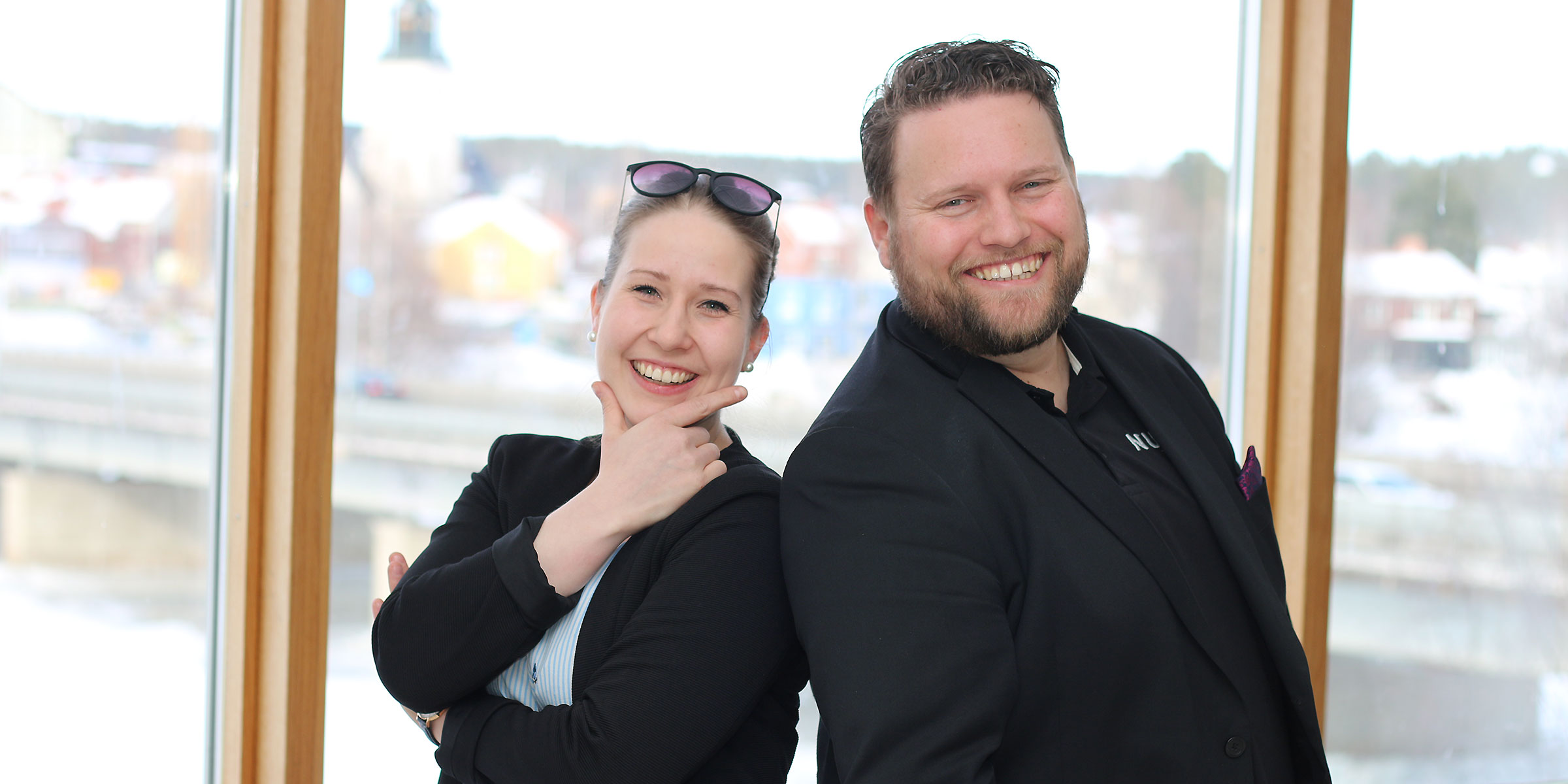 For Meiju Vartiainen and Harry van der Veen, the pay it forward-culture in the startup world is about sharing their experiences and their time.