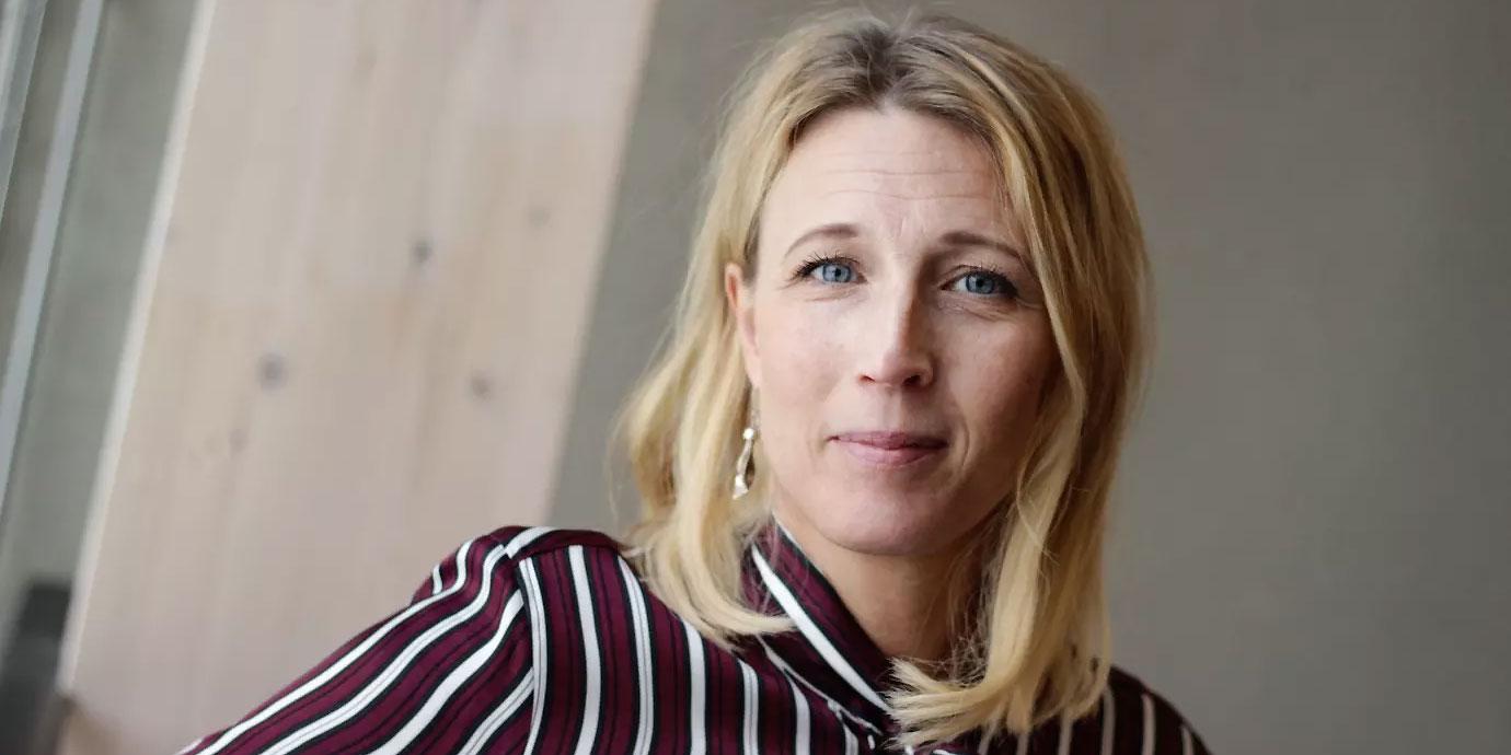 Susanne Lindström, projektledare för North Sweden Cleantech, ser fram mot stor internationell konferens om grön energi och cleantech i Skellefteå 2019.
