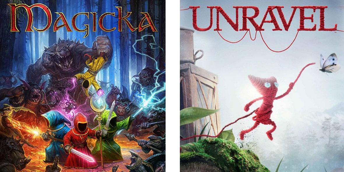 Magicka och Unravel är två spel som utvecklats i norra Norrland. Nu ska en träff med investerare ge spelbolag i norr kunskap om finansiering.
