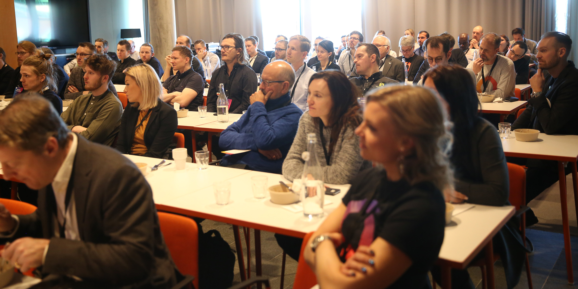 The investors takeaways was of high interest for the participants.