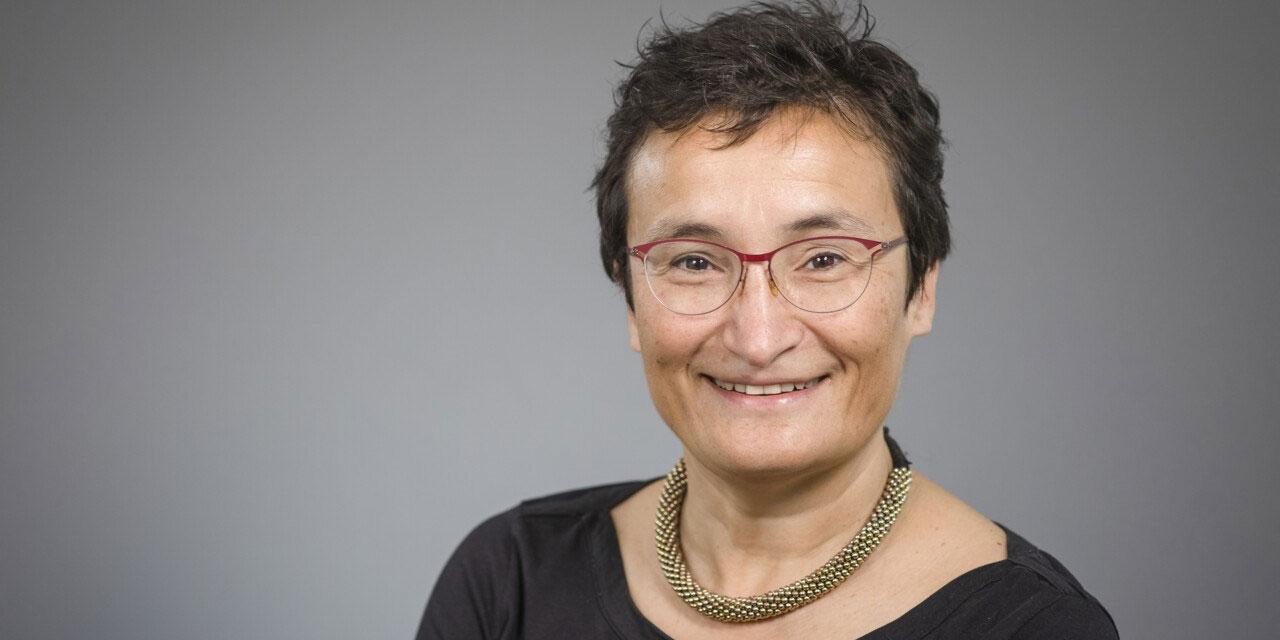 Professor Virginia Dignum, Umeå universitet.
