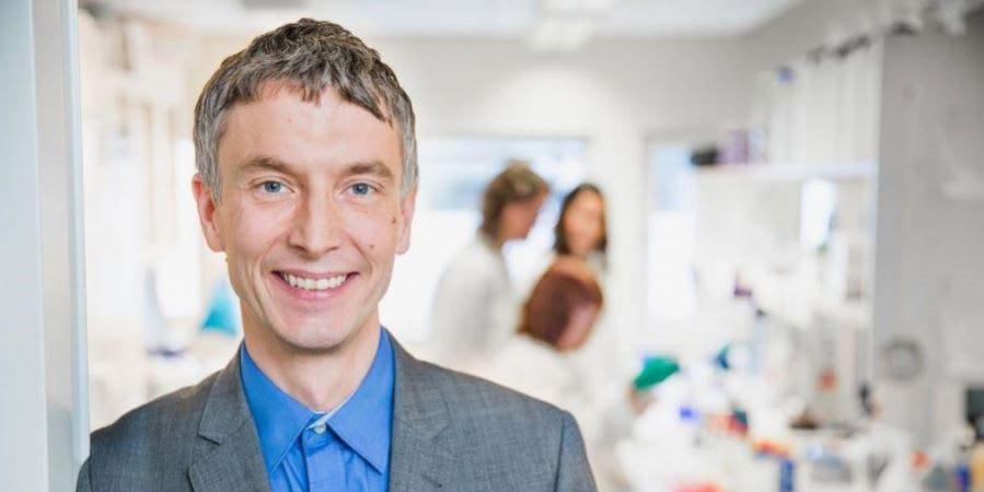 Niklas Norgren, vd UmanDiagnostics.
