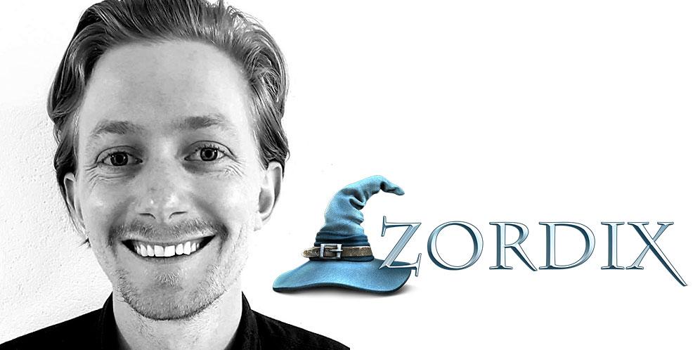 Vår största satsning hittills, enligt Axel Danielsson, Zordix.